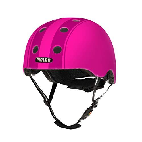 - Melon Decent Double Purple Helmet, Purple, Matte Finish, Small, 46 - 52cm / 18.25 - 20.5in Head Size