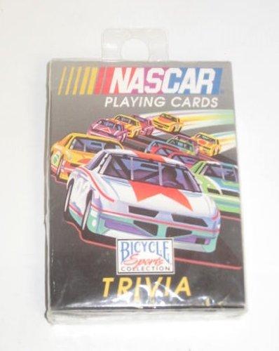 Amazon.com: 1997 NASCAR Trivia Auto Racing Juego de cartas ...