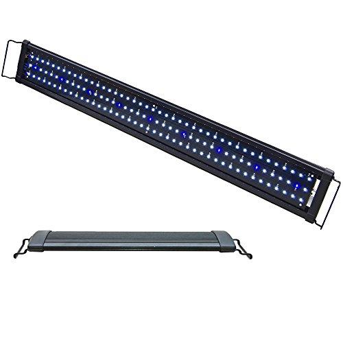 """T5 Timer Panel Controller Replacement Odyssea Aquarium: Beamswork EA 180 Timer 0.50W 72"""" LED Aquarium Light White"""