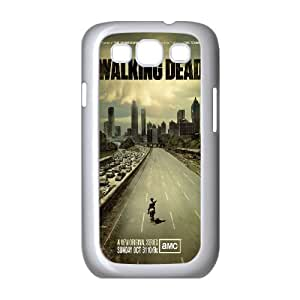 ANCASE Phone Case The Walking Dead Hard Back Case Cover For Samsung Galaxy S3 I9300