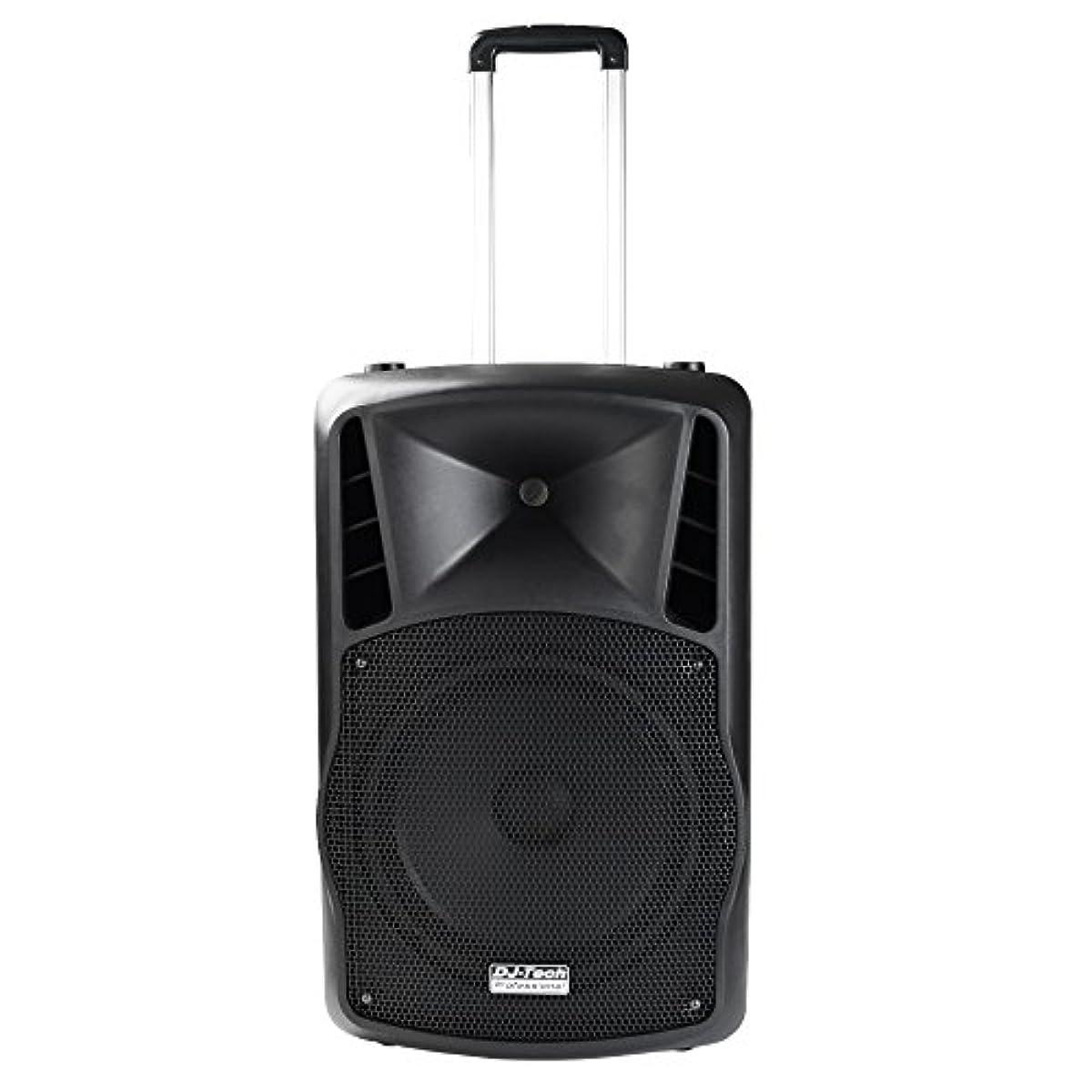 [해외] DJ-TECH FPX-G12BTE BLUETOOH기능 탑재 포터블PA시스템【국내 정규품】