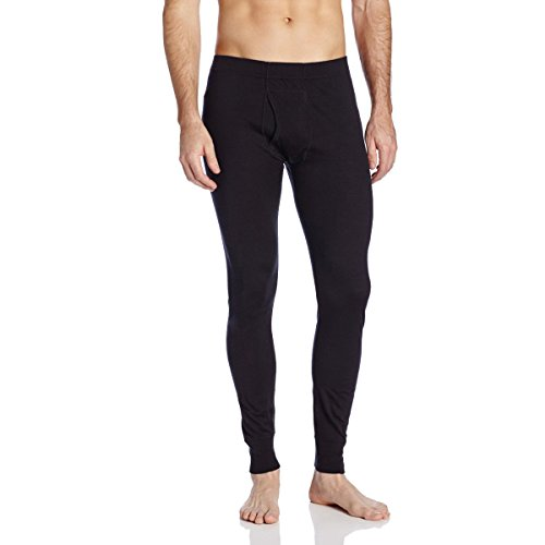 - Minus33 Merino Wool Men's Saratoga Lightweight Bottom, Black, Large