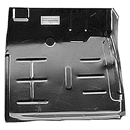 Amazon com: Value Cab Floor Pan Half Patch for Dodge D100