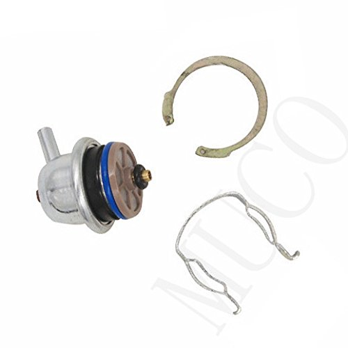 MUCO New Fuel Injection Pressure Regulator Fit Buick Pontiac Chevy GMC Cadillac PR203 PR155 FP10075 5G1052 5G1070 5G1404