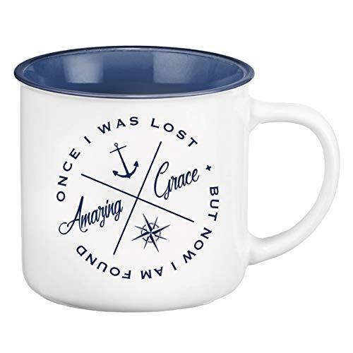 Grace Coffee (Amazing Grace Camp Style Coffee Mug)