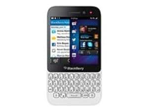 BlackBerry 10 Q5 8GB 4G Color blanco - Smartphone (SIM única, BlackBerry OS, EDGE, GPRS, GSM, HSPA+, LTE, Barra)