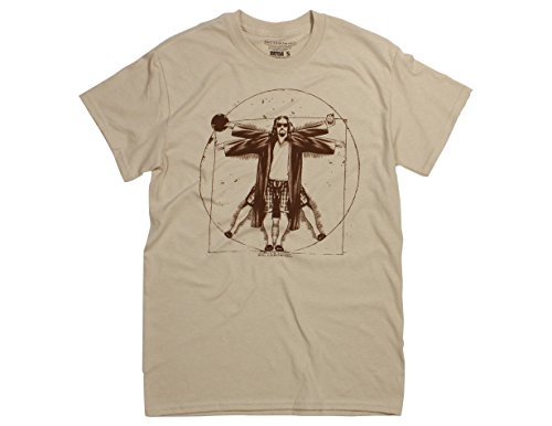 T-Shirt - Big Lebowski - Vitruvian- SMALL -