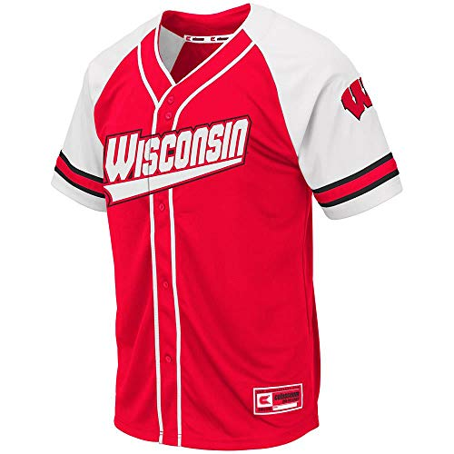 buy popular 75c5f 91ac0 Wisconsin Badgers Basketball Jerseys Price Compare