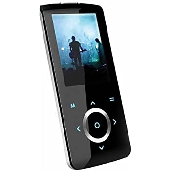 amazon com coby 4 gb flash video mp3 player with fm radio black rh amazon com Coby Media Player HD Coby MP705 Charger
