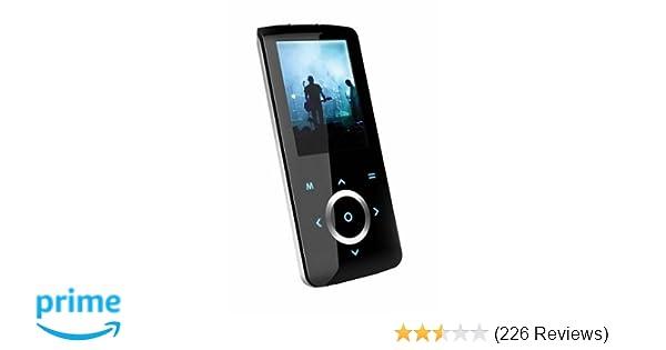 amazon com coby 4 gb flash video mp3 player with fm radio black rh amazon com Coby MP705 Driver Coby MP957 4G Manual