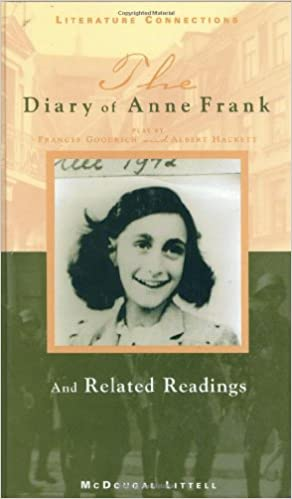 Amazon the diary of anne frank and related readings literature the diary of anne frank and related readings literature connections mcdougal littell literature connections fandeluxe