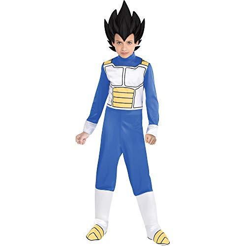 Party City Dragon Ball Super Vegeta Costume