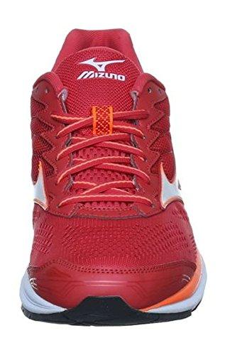 Mizuno Mizuno Damen Laufschuhe Mizuno Rot Rot Mizuno Damen Damen Laufschuhe Rot Laufschuhe 5OqO6