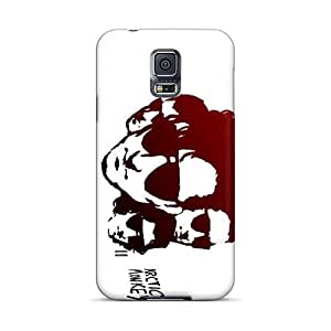 Best Hard Phone Cover For Samsung Galaxy S5 With Custom Lifelike Arctic Monkeys Band Series DannyLCHEUNG