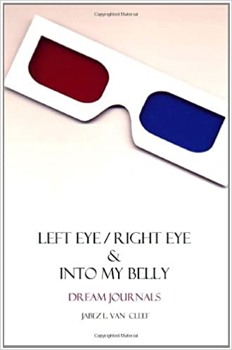 Book Left Eye/Right Eye and Into My Belly: Dream Journals from a Time of Turbulence