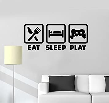 Vinyl Decal Gaming Lifestyle Video Game Playroom Teen Room Wall Sticker  VS440 Part 33
