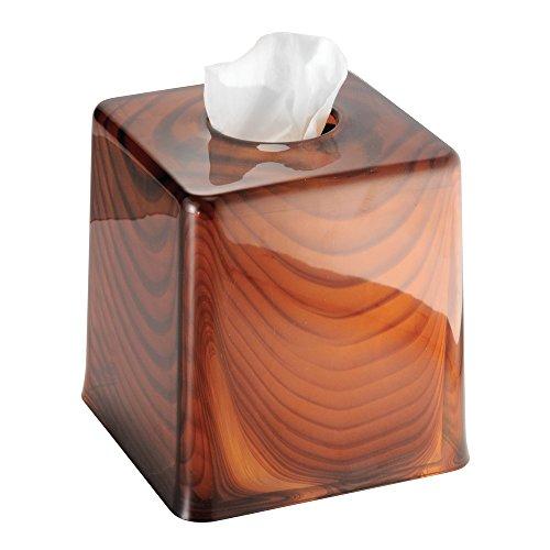 InterDesign Facial Tissue Bathroom Countertops