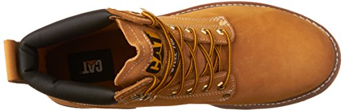 Caterpillar Men's Second Shift Steel Toe Work Boot,Honey,9.5 M US