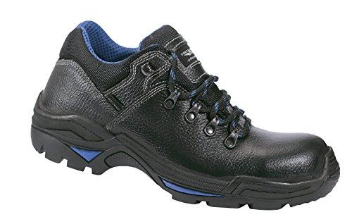 W.K. Tex. Zapato de seguridad Felix New S3, 1pieza, negro, 812099044