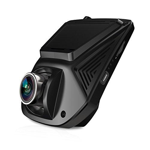 Z-EDGE S2 Dash Cam, Dashboard Camera Recorder with Sony Exmor Sensor, 2.45