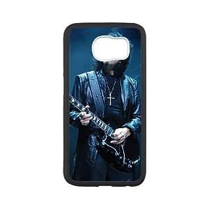 Black Sabbath Samsung Galaxy S6 Cell Phone Case Black Exquisite designs Phone Case KMJ4555H