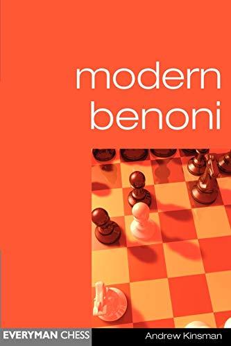 Modern Benoni (Everyman Chess)