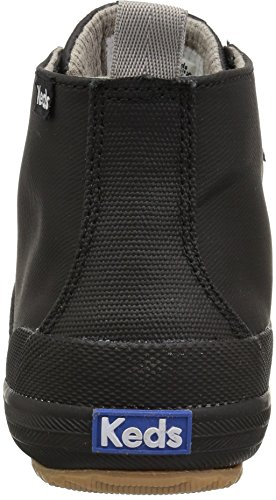 Women's Sneaker Chukka Keds Scout Twill Black Wx Splash Y4qdEOd