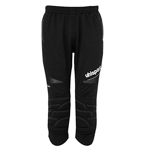 uhlsport Mens ANATOMIC Goalkeeper 3/4 padded trousers For Soccer