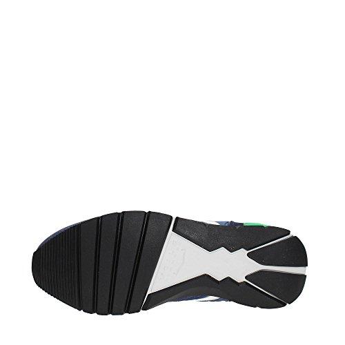Lacci Con Da Blu Blanche Uomo Voile Sneakers qpxgnHA