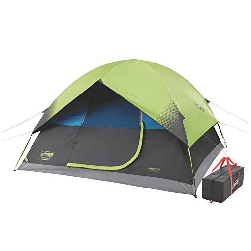 Coleman 6-Person Sundome Dark Room Tent
