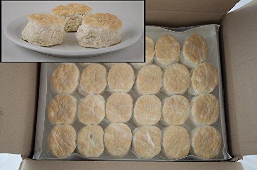 Pillsbury Frozen Baked Buttermilk Biscuits, 2 oz., (120 count)