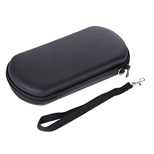 Chinatera-Protection-Hard-Travel-Pouch-EVA-Case-Carrying-Bag-with-Strap-and-Carabiner-Hook-for-Sony-PS-Vita-PSV