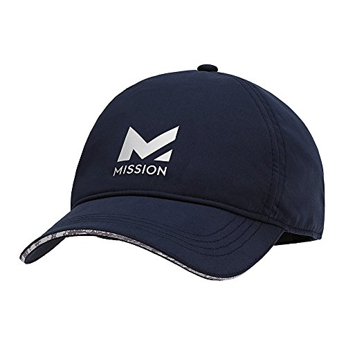 MISSION Classic Hat, Navy, One Size