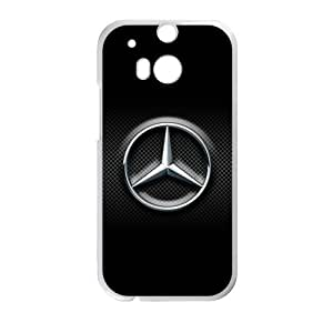 Happy Benz sign fashion cell phone case for HTC One M8