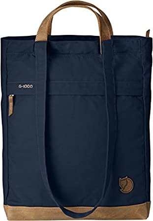 Fjällräven Tasche Totepack No.2 24229-550 schwarz (Black) 14 x 33 x 42 cm 16 liters