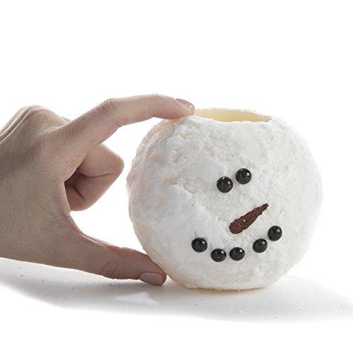 snowman timer candles - 9