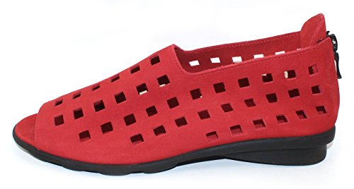 Arche WomenS Drick in feu nubuck - bright red - size 41 M v9GVxunL