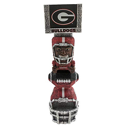 georgia bulldog figurine - 3