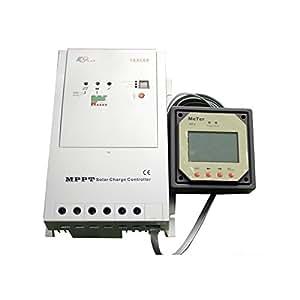 Controlador de carga MPPT 40A