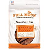 Full Moon All Natural Human Grade Chicken & Sweet Potato Dog Treats, 12 Ounce