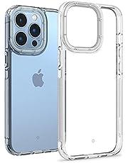 Caseology Skyfall Skal Kompatibel med iPhone 13 Pro - Royal Clear