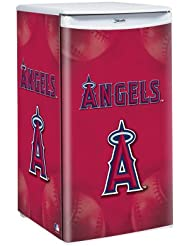 MLB Los Angeles Angels Counter Top Refrigerator