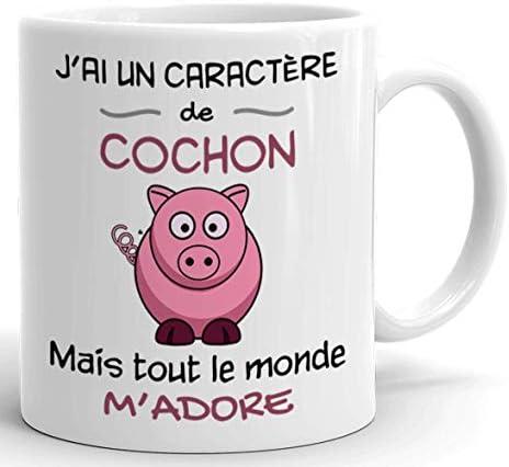 Tasse-Mug Cadeau Humour – J'ai…