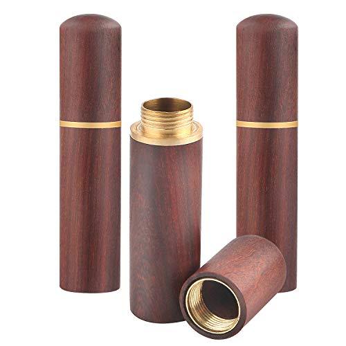 3PCS Portable Wood Toothpick