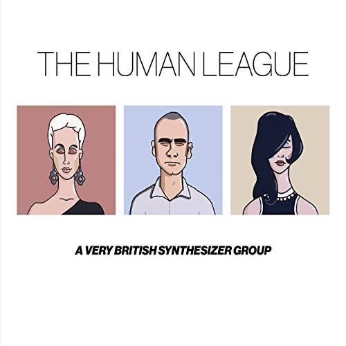 Vinilo : The Human League - Anthology: A Very British Synthesizer Group (Limited Edition, 3 Disc)