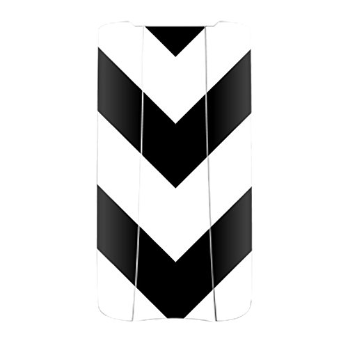MightySkins Protective Vinyl Skin Decal for Parrot Bebop 2 Battery wrap Cover Sticker Skins Black Chevron