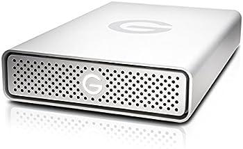 G-Technology G-DRIVE 6TB USB 3.0 Portable Hard Drive