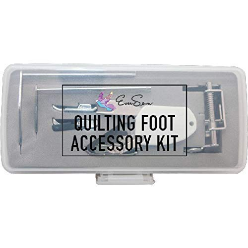 Ever Sewn Eversewn 6-pc Accessory Quilting Foot Kit