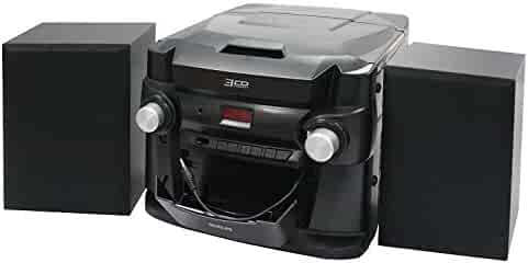 RCA 3 Cd Audio System Rs22363