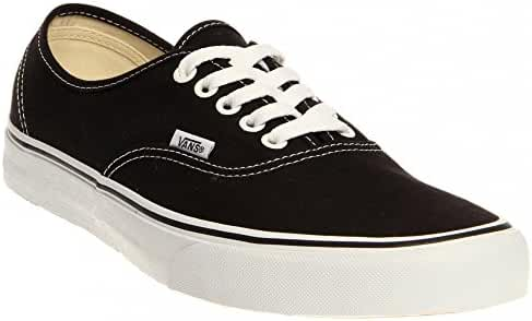 Vans AUTHENTIC Black Skate Shoes (43 M EU / 10 D(M) US)